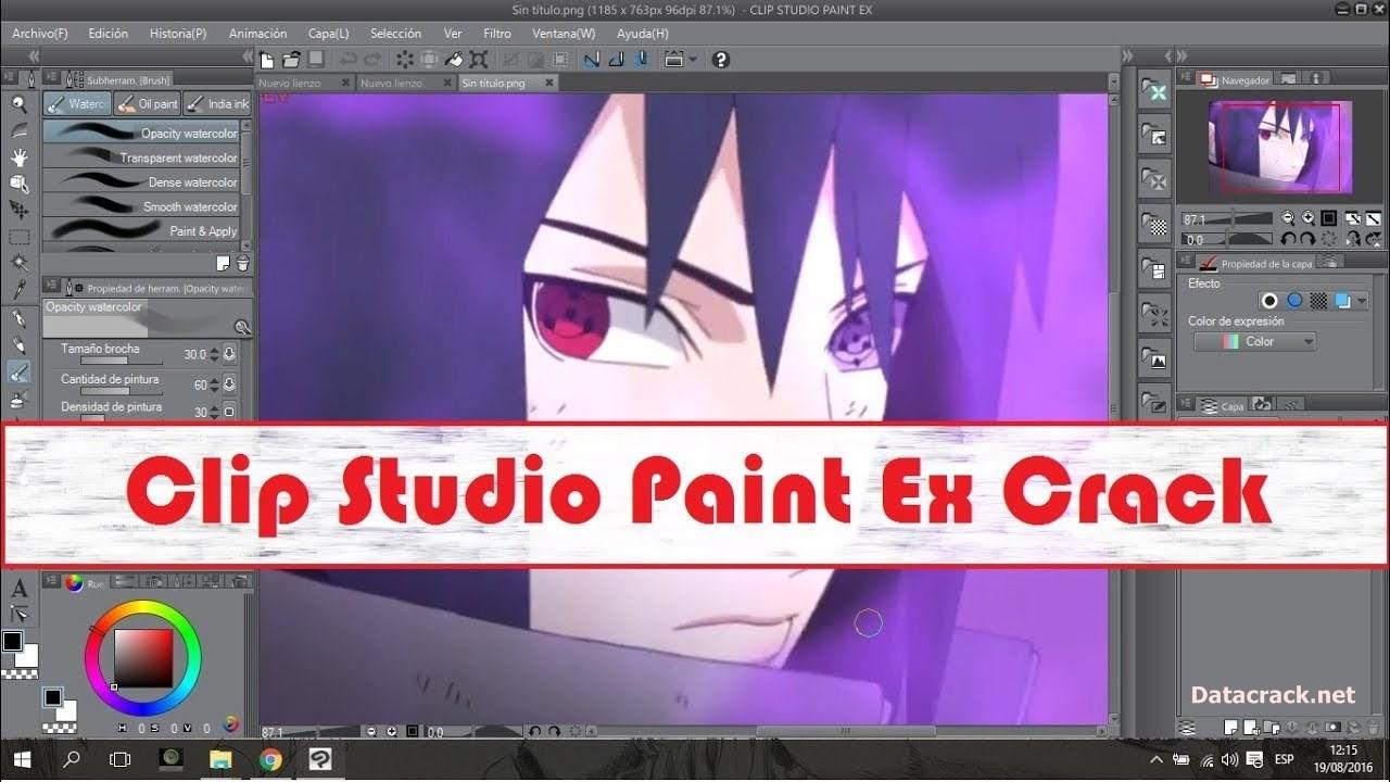 clip studio paint ex serial key